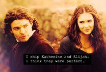 KALIJAH / Katherine & Elijah = Kalijah