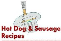 Official Recipes / Check out some of our featured recipes from the National Hot Dog and Sausage Council website!  / by National Hot Dog and Sausage Council