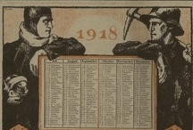 The Great War (1914-1918) / The Ghent University Library possesses a variety of materials from the period of the Great War, spread across various lists and of various origin: manuscripts, prints, typescripts, posters, clippings, archive documents, pamphlets, brochures, photos, …