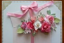 Card Folds and Cards / by Debi Lee