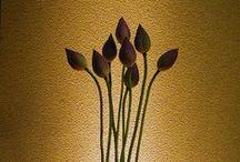 Ikebana / Japanese flower arranging aesthetic