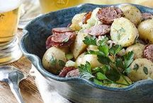 Sausage and Salad  / Who says salads can't be both healthy and meaty?  / by National Hot Dog and Sausage Council