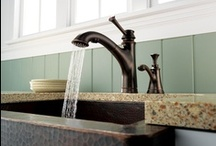 Heart of the Home / Beauty & Function come together to create the perfect faucet for your kitchen.