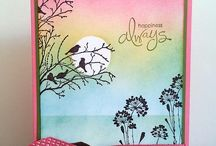 Stampin Up Serene Silhouettes