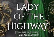 The Highway Trilogy - Teen/Adult Series / Young Adult Trilogy based on the life of Lady Katherine Fanshawe - Highwayman and so-called Wicked Lady. SHADOW ON THE HIGHWAY out now..Coming soon SPIRIT OF THE HIGHWAY. Suitable for age 14+ published by Endeavour Press, paperback & ebook