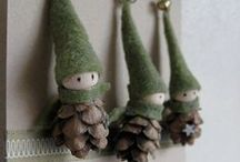 things for Christmas / Christmas craft ideas and other Christmassy things