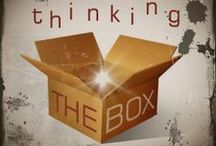 Think Outside the Box / Non-traditional concepts / by Reba