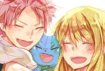 Fairy Tail / by Mustache Panda