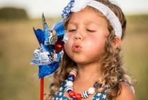 4th of July Dresses for Girls / Celebrate in Patriotic 4th of July Dresses for Girls. / by Best Five Of