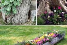 во саду ли, в огороде / жизнь в деревне