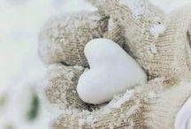 Talvi - mikä ihana aika...! / Kaikkea mikä talveen liittyy... hih! Eikä oo hyttysiä eikä muita öttiäisiä... ;)