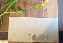 """""""tagliere"""" /  Handmade by Pompelmo-rosa"""