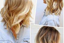 Hair / Penteados , cor, tutoriais