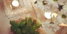 Aromatic plants wedding style - Matrimonio a tema erbe aromatiche / Come utilizzare le erbe aromatiche per creare il tema e lo stile del proprio matrimonio? Qui idee e ispirazioni tratte da un real wedding by Un Giorno su Misura
