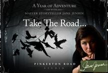 Jane Jensen / Pinkerton Road / Game Designer and Author Jane Jansen, Pinkerton Road Studios, the Games, Fanart, etc. Very inspiring stories.