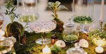 Botanical & Metalized Wedding / Come organizzare un matrimonio in stile botanico e con tocchi gold in una città come Venezia: dalle ispirazioni al real wedding in una board. Enjoy it!