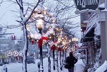Pretty Christmas Scenes