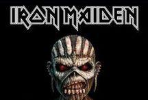 Iron Maiden / Kompletní diskografie rockové skupiny Iron Maiden. Všechny tituly na CD z této nabídky zakoupíte v internetovém obchodě  VV music shop.cz.