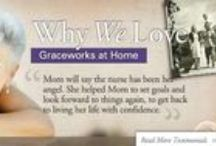 Graceworks at Home / Homecare by the experts at Bethany Village.  Call 937-436-7700 for more information.  www.graceworksathome.org