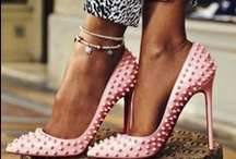 These shoes are made for walking / Amazing shoes. beauty to our eyes