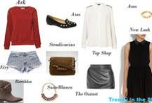Tendencias O/I 12: tachuelas y pinchos/ Trends Autumn-Winter 12/13: studs and spikes. / Tachuelas, pinchos, studs, spikes, looks y prendas
