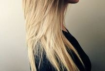 Hairstyle / by Marjan Mi