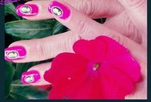 Onglerie Laeti Arts Nails / Nail Art , Onglerie