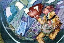 O CULLARAPO CROQUE / Ilustrado por Luz Beloso   escrito por Miguel Ángel Alonso Diz