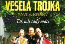 Veselá trojka - Šlágr TV / Diskografie skupiny Veselá trojka. Všechny tituly z této nabídky na CD a DVD zakoupíte v internetovém obchodě VV music shop.cz.