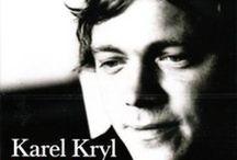 Karel Kryl / Kompletní diskografie písničkáře Karel Kryl. Všechny tito tituly na CD a DVD najdete v internetovém obchodě VV music shop.cz.