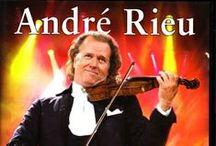 André Rieu / Kompletní diskografie houslisty André Rieu. Všechny tituly na CD, DVD z této nabídky zakoupíte v internetovém obchodě VV music shop.cz.