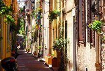 Cote d'Azur, Provance