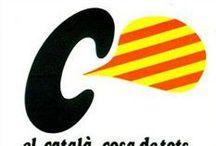 llengua catalana / by Ivana