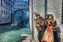 Venice Carnival / The Carnival of Venice has officially started!