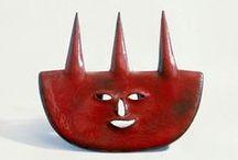Ceramics | Red