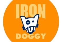 Iron Doggy Stickers / Fun places where there's been an Iron Doggy Sticker spotting.