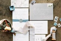 wedding / inspiration for communication design in wedding industry