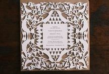 Wedding Invitations & Paper Suite / by Te Kahuwhero Alexander