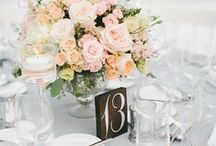 Wedding Tables & Table Decor