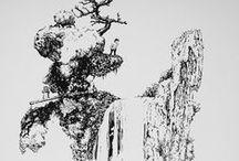 Patrick Bergsma Drawings