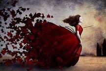 Inspiration / Things that feed my imagination. Photography. Photoshop. Dark. Romance.