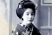 Kimono and Kimono girls