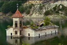 Abandoned / Abandoned Places.