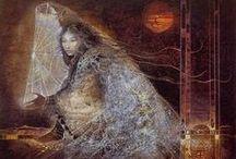Folklore, Myths & Legends / Folklore. Myths. Legends. Scary Stories.