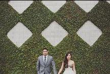 Wedding Style- Architectural/Modern