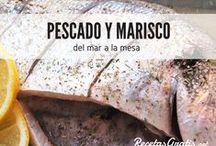 Del mar al plato / Recetas de pescado y mariscos. Aprende a conocer deliciosos platos con pescado fresco y con los mariscos que más te gustan. El pescado es un alimento que debe estar presente en nuestra dieta, así que dale la mano a todos los productos del mar y ¡buen provecho! #RecetasGratis #RecetasFáciles #RecetasdeCocina #RecetasconPescado #PescadoyMarisco #RecetasconMarisco