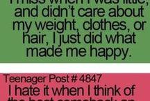 teenagers posts