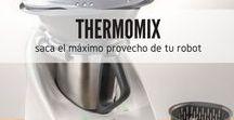 Thermo Recetas / Sácale el máximo provecho a tu robot de cocina con estas estupendas recetas para Thermomix paso a paso. Aprende a preparar todo tipo de platos, desde deliciosos postres, salsa y batidos hasta guisos y potajes, todos con ayuda de tu Thermomix y con esa sazón casera que tanto nos gusta. #RecetasGratis #RecetasFáciles #ThermomixRecetas #ThermomixenEspañol #RecetasThermomix