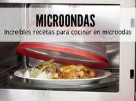 Microondas / Un tablero lleno de ideas para cocinar en microondas. Aquí encontrarás recetas paso a paso de platos principales, aperitivos y postres, todo hecho en el microondas. Así que si no tienes horno y no quieres perderte maravillosas recetas, pues echa un vistazo a todo lo que tenemos en RecetasGratis para ti y tu microondas. #RecetasGratis #RecetasdeCocina #RecetasFáciles #Microondas #RecetasMicroondas #MicroondasIdeas #CocinarconMicroondas