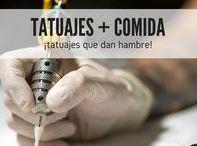 Tatuajes / Lo nuestro es la comida pero también nos encantan los tatuajes y el arte, así que estás buscando tatuajes de comida, en este tablero encontrarás ideas originales e impresionantes de tatuajes de comida... lo mejor en tatuajes para los amantes de la comida. #RecetasGratis #Tatuajes #Comida #Tattoo #Food
